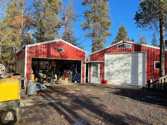 52556 Drafter Road, La Pine, OR 97739 (MLS #220114751) :: The Payson Group