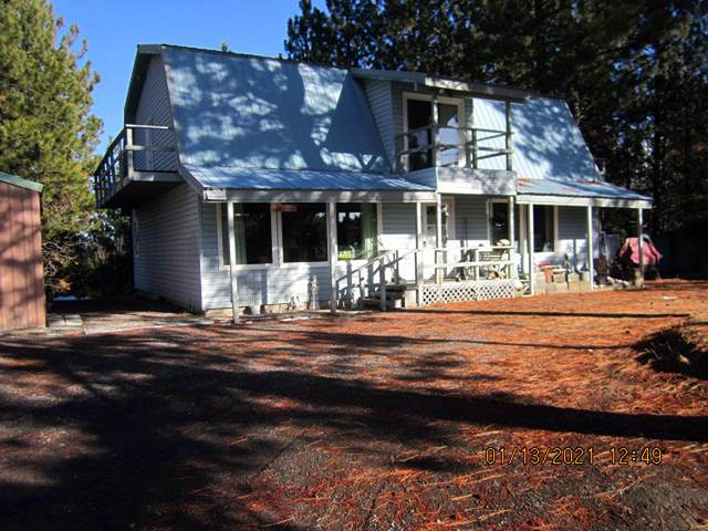 339 Freindship Drive, Chiloquin, OR 97624 (MLS #220114913) :: Bend Relo at Fred Real Estate Group