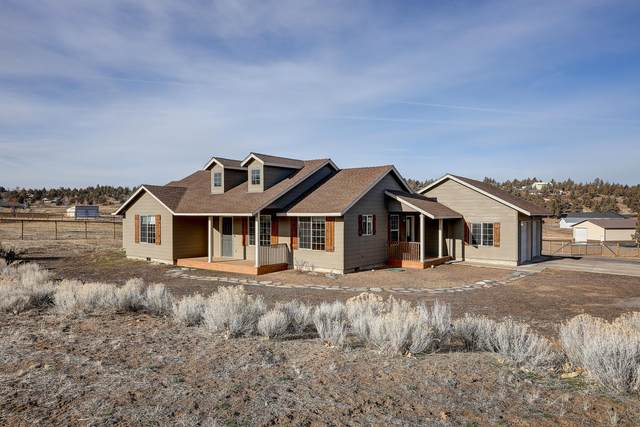 2160 SE Pecos Drive, Madras, OR 97741 (MLS #220114991) :: The Riley Group