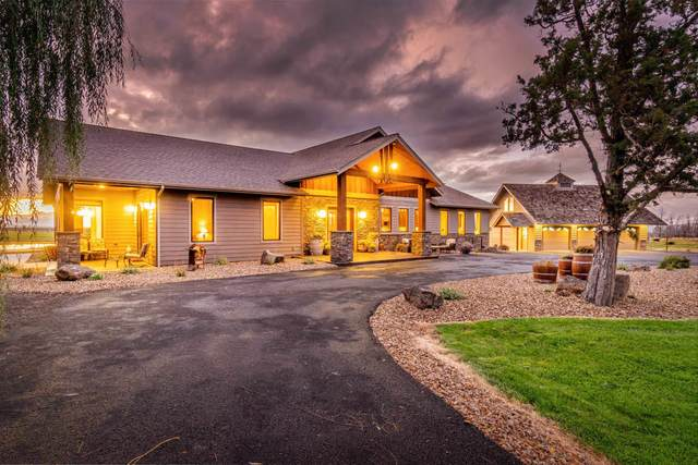 13501 SW Riggs Road, Powell Butte, OR 97753 (MLS #220114992) :: Fred Real Estate Group of Central Oregon