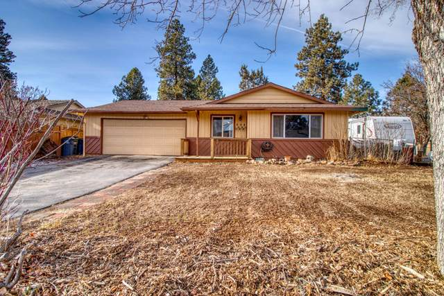 61381 Franke Lane, Bend, OR 97702 (MLS #220115069) :: Berkshire Hathaway HomeServices Northwest Real Estate