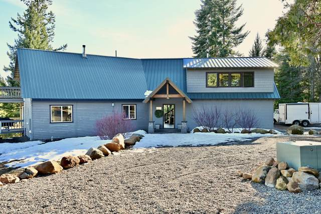 12626 Hwy 66, Ashland, OR 97520 (MLS #220115071) :: The Ladd Group