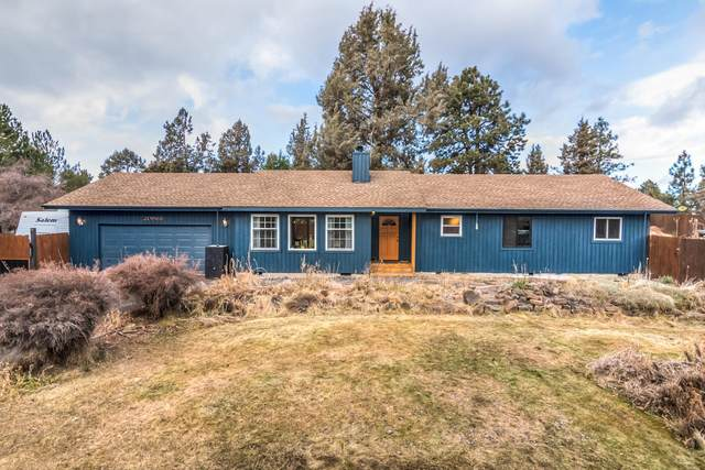 20968 Greenmont Drive, Bend, OR 97702 (MLS #220115080) :: Fred Real Estate Group of Central Oregon