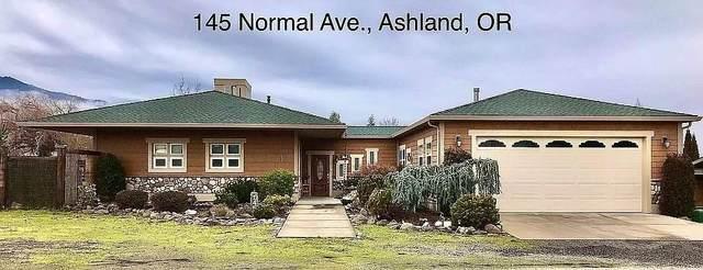 145 Normal Avenue, Ashland, OR 97520 (MLS #220115237) :: Premiere Property Group, LLC
