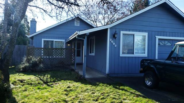 2602 Pomona Way, Medford, OR 97504 (MLS #220115284) :: Berkshire Hathaway HomeServices Northwest Real Estate