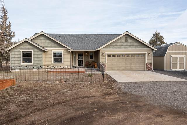 13409 SW Chipmunk Road, Terrebonne, OR 97760 (MLS #220115300) :: The Ladd Group