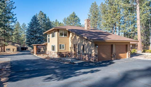 60133 Ridgeview Drive, Bend, OR 97702 (MLS #220115310) :: Fred Real Estate Group of Central Oregon