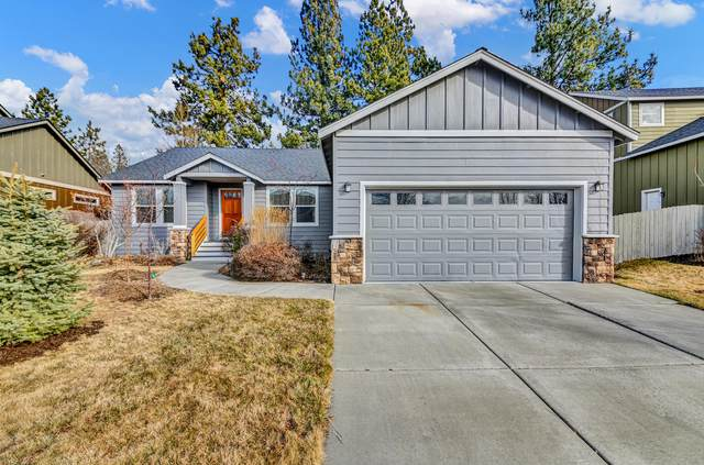 60890 Garrison Drive, Bend, OR 97702 (MLS #220115387) :: The Riley Group