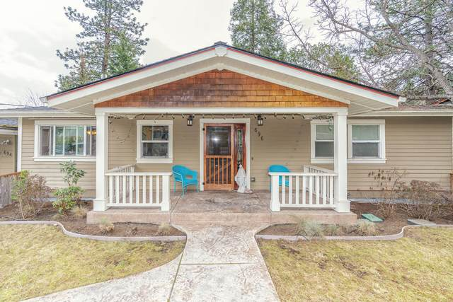 696 / 694 Liberty Street, Ashland, OR 97520 (MLS #220115400) :: Top Agents Real Estate Company