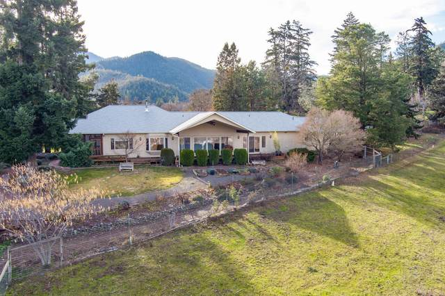 1340 Anderson Creek Road, Talent, OR 97540 (MLS #220115444) :: Top Agents Real Estate Company