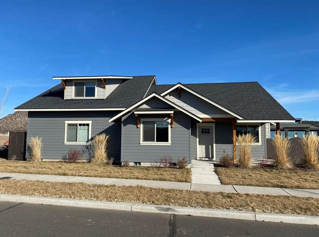 1002 NE Discovery Loop, Prineville, OR 97754 (MLS #220115468) :: Berkshire Hathaway HomeServices Northwest Real Estate