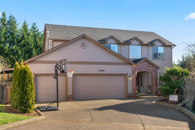 16060 SW Goldeneye Court, Beaverton, OR 97007 (MLS #220115491) :: Fred Real Estate Group of Central Oregon