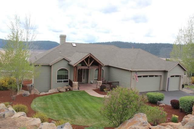 12530 Turnstone Drive, Klamath Falls, OR 97601 (MLS #220115505) :: Bend Homes Now