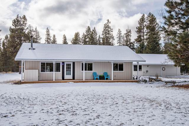 15887 Wright Avenue, La Pine, OR 97739 (MLS #220115538) :: Fred Real Estate Group of Central Oregon