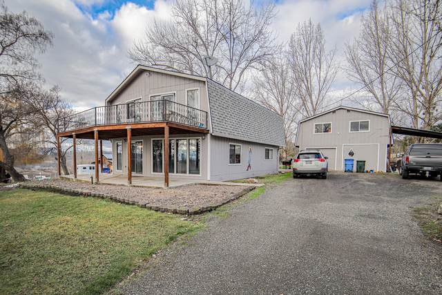 315 Mooreland Terrace, Eagle Point, OR 97524 (MLS #220115577) :: Team Birtola | High Desert Realty