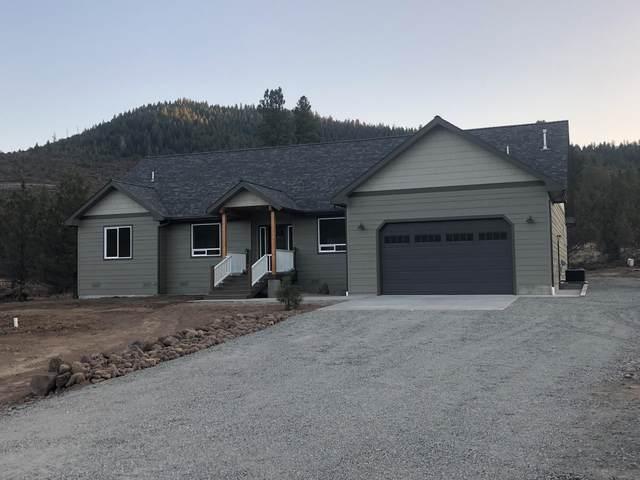 12836 Shamrock Lane, Klamath Falls, OR 97601 (MLS #220115589) :: Berkshire Hathaway HomeServices Northwest Real Estate