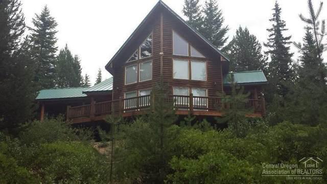 141051 Lolah Street, Crescent Lake, OR 97733 (MLS #220115621) :: Berkshire Hathaway HomeServices Northwest Real Estate