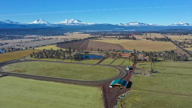 68760 George Cyrus Road, Sisters, OR 97759 (MLS #220115705) :: The Ladd Group