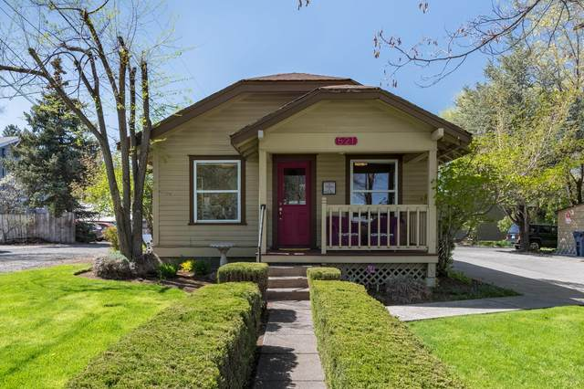 205 NW Franklin Avenue, Bend, OR 97703 (MLS #220115784) :: Top Agents Real Estate Company