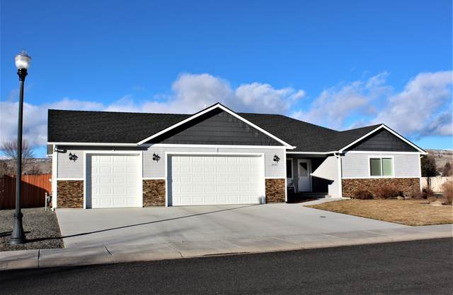 5545 Sturdivant Avenue, Klamath Falls, OR 97603 (MLS #220116596) :: The Ladd Group