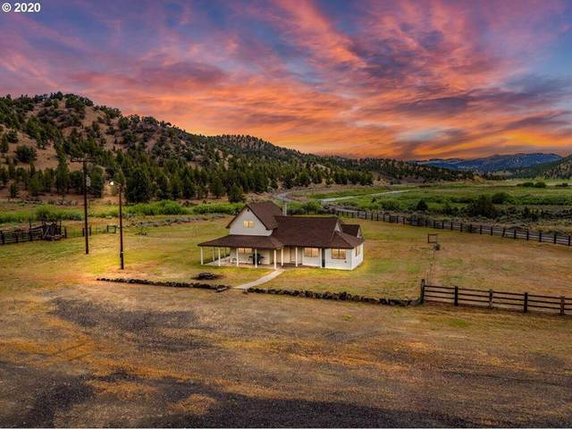 24121 SE Paulina Highway, Prineville, OR 97754 (MLS #220116661) :: Berkshire Hathaway HomeServices Northwest Real Estate