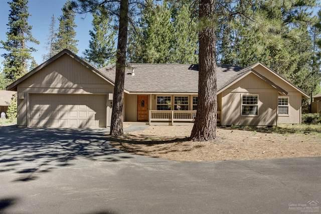 57551 Whistler Lane, Sunriver, OR 97707 (MLS #220116702) :: Bend Homes Now