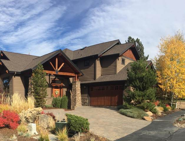 19052 NW Mount Shasta Drive, Bend, OR 97701 (MLS #220116703) :: The Ladd Group