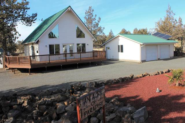 6634 SW Coyote Drive, Culver, OR 97734 (MLS #220116731) :: Bend Homes Now