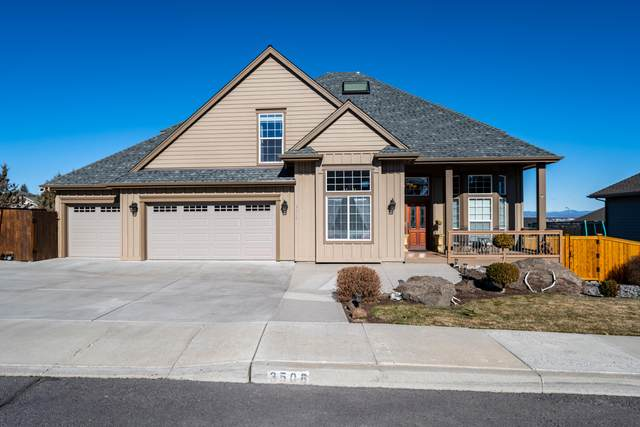 3508 SW 35th Place, Redmond, OR 97756 (MLS #220116859) :: Top Agents Real Estate Company