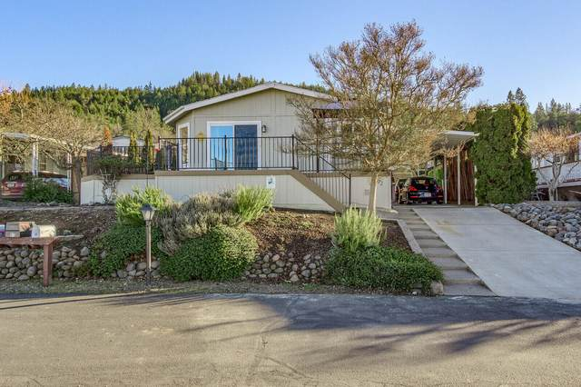3955 S Stage Road Apt 92, Medford, OR 97501 (MLS #220116877) :: The Ladd Group