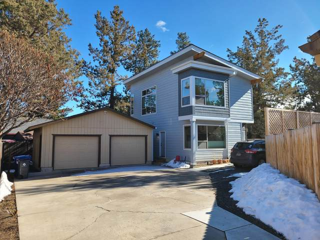 734 SE Sun Lane, Bend, OR 97702 (MLS #220116936) :: Top Agents Real Estate Company