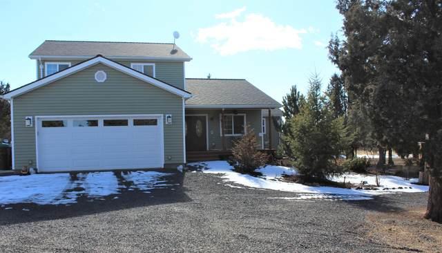 4523 SE Tillamook Loop, Prineville, OR 97754 (MLS #220117027) :: Top Agents Real Estate Company