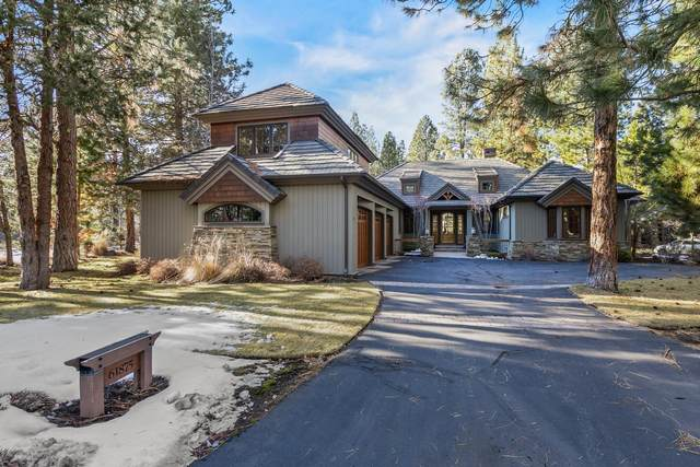 61875 Bunker Hill Court, Bend, OR 97702 (MLS #220117111) :: The Riley Group