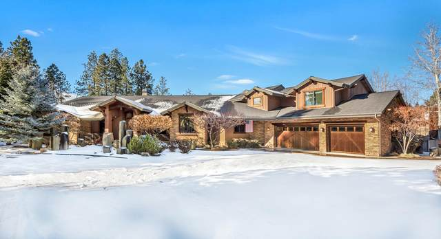 60973 Waterfront Court, Bend, OR 97702 (MLS #220117120) :: The Riley Group