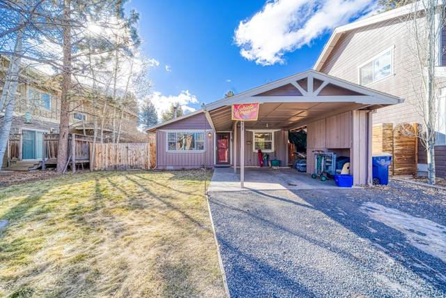1453 NW Davenport Avenue, Bend, OR 97703 (MLS #220117155) :: Coldwell Banker Bain