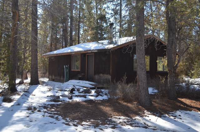 140235 Kokanee Lane, Gilchrist, OR 97737 (MLS #220117175) :: Top Agents Real Estate Company