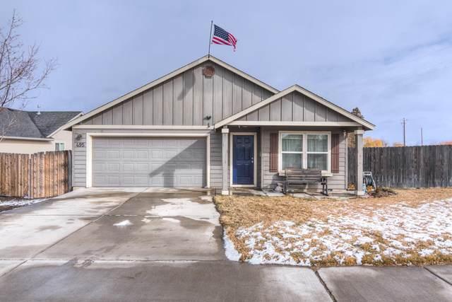 495 NE Spruce Court, Redmond, OR 97756 (MLS #220117223) :: Fred Real Estate Group of Central Oregon
