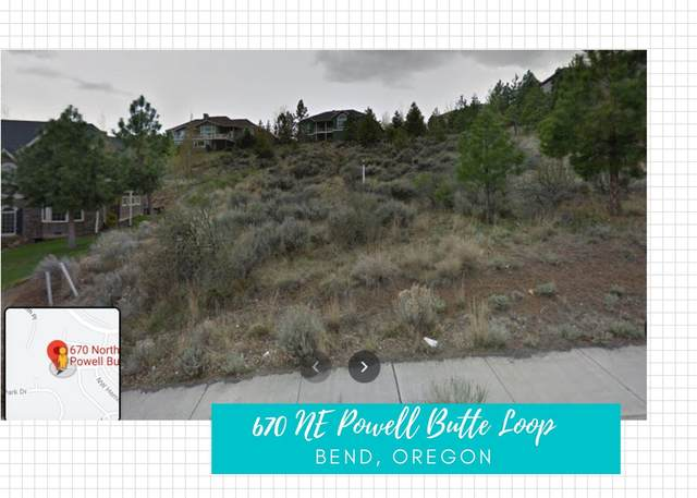 670 NW Powell Butte Loop, Bend, OR 97703 (MLS #220117272) :: Coldwell Banker Bain