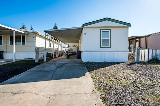 3601 Avenue C Spc 18, White City, OR 97503 (MLS #220117320) :: The Ladd Group