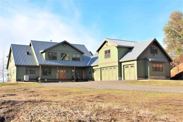 4011 Indian Creek Road, Shady Cove, OR 97539 (MLS #220117338) :: FORD REAL ESTATE