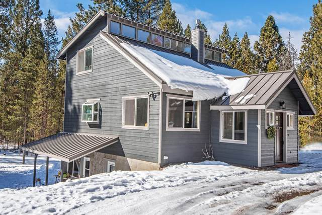 16757 Casper Drive, Bend, OR 97707 (MLS #220117345) :: The Riley Group