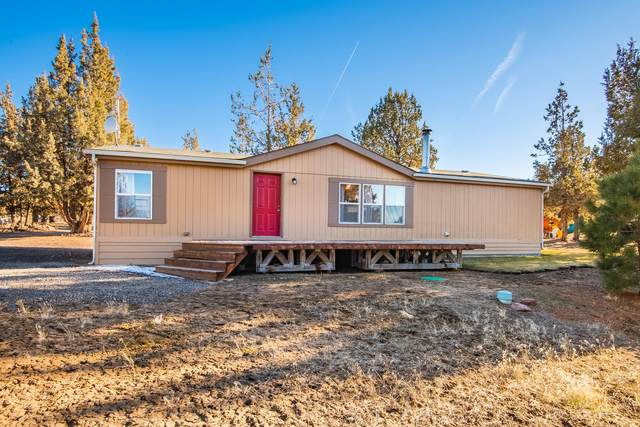 7541 SW Valley View Road, Powell Butte, OR 97753 (MLS #220117359) :: Team Birtola | High Desert Realty
