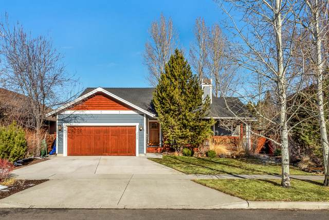 2928 NW Terra Meadow Drive, Bend, OR 97703 (MLS #220117378) :: The Riley Group