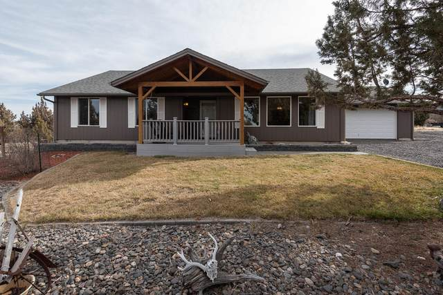5352 SE Jerry Drive, Prineville, OR 97754 (MLS #220117407) :: Bend Relo at Fred Real Estate Group