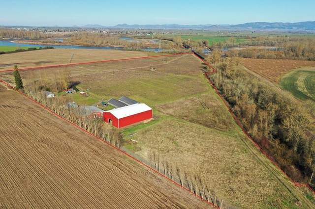 94985 Ayres Lane, Junction City, OR 97448 (MLS #220117444) :: The Ladd Group