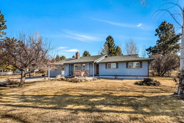 21715 Old Red Road, Bend, OR 97702 (MLS #220117450) :: Bend Relo at Fred Real Estate Group