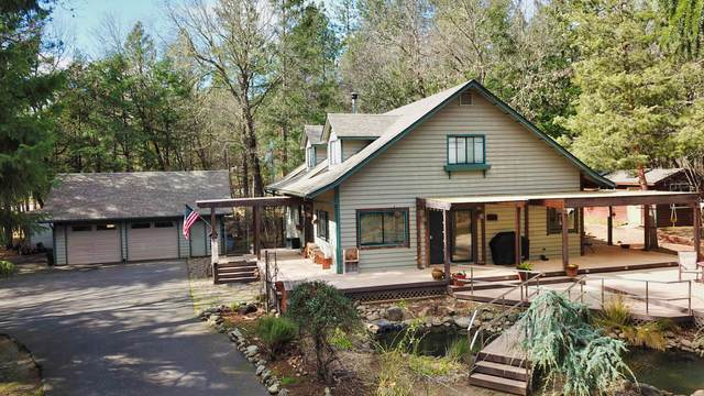 160 Northwoods Drive, Merlin, OR 97532 (MLS #220117484) :: The Riley Group