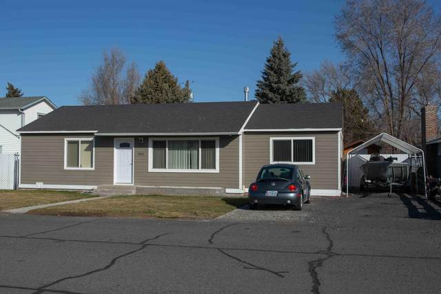 865 SE 7th Street, Prineville, OR 97754 (MLS #220117602) :: Coldwell Banker Sun Country Realty, Inc.