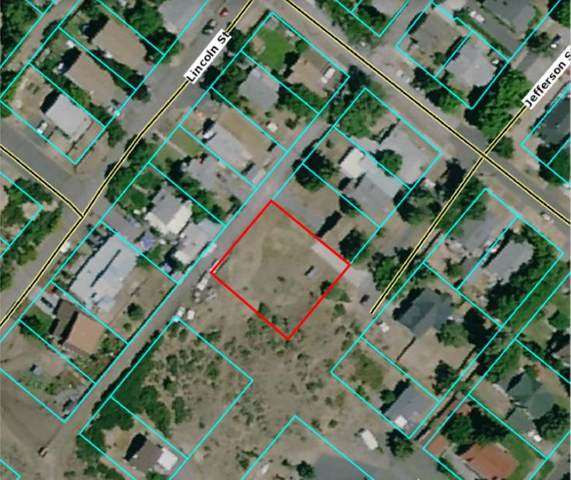 Lot 4-5 Jefferson Street, Klamath Falls, OR 97601 (MLS #220117684) :: Vianet Realty