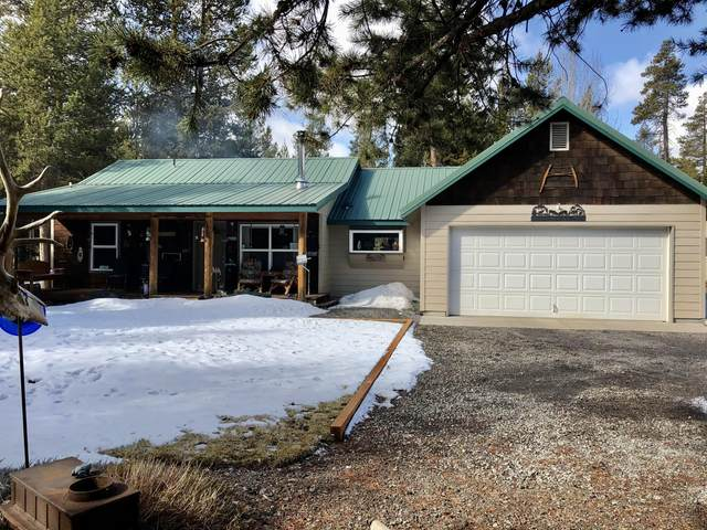 52637 Center Drive, La Pine, OR 97739 (MLS #220117801) :: Rutledge Property Group